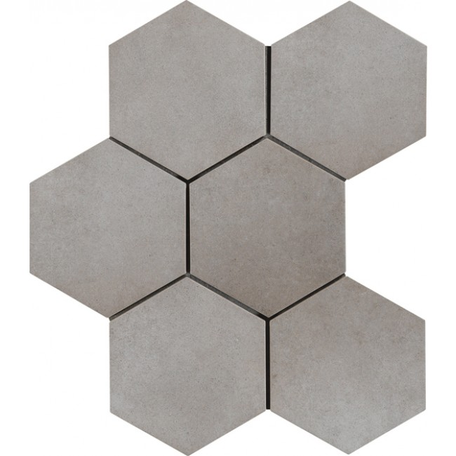 Ragno rewind polvere 6 sz glet lap for Carrelage hexagonal parquet
